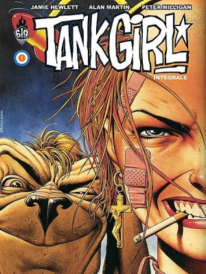 Tank Girl édition Intégrale