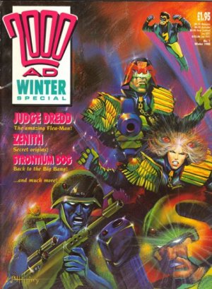 2000 AD Winter Special édition Issues
