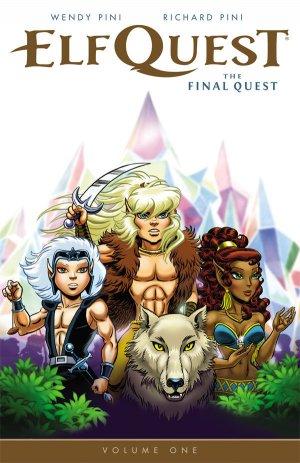 ElfQuest - The Final Quest édition TPB softcover (souple)
