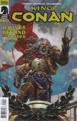 King Conan - Wolves Beyond the Border édition Issues (2015 - 2016)
