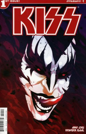 KISS édition Issues V5 (2016 - Ongoing)