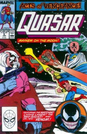 Quasar # 6 Issues