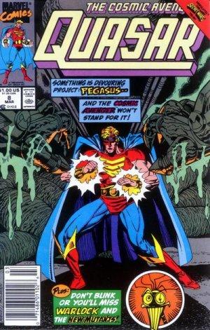 Quasar # 8 Issues