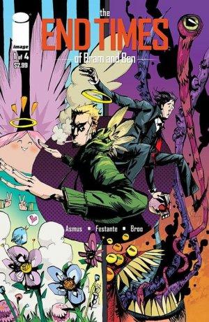 L'apocalypse selon Bram et Ben édition Issues (2013)