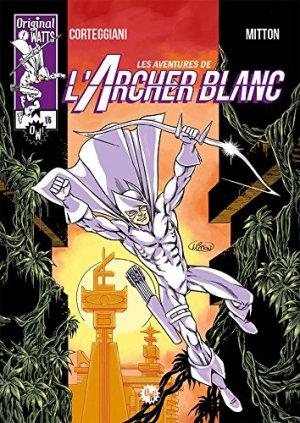 L'archer blanc édition Issues