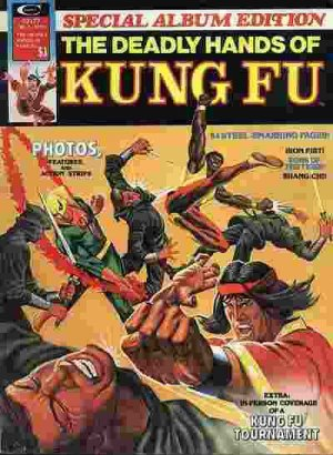 Deadly Hands Of Kung Fu édition Issues V1 - Special (1974)