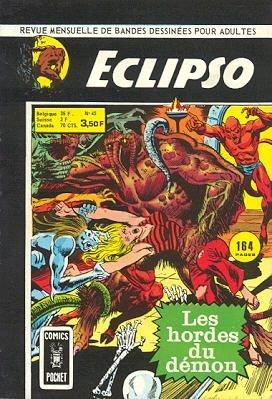 Strange Tales # 45 Kiosque (1968 - 1983)