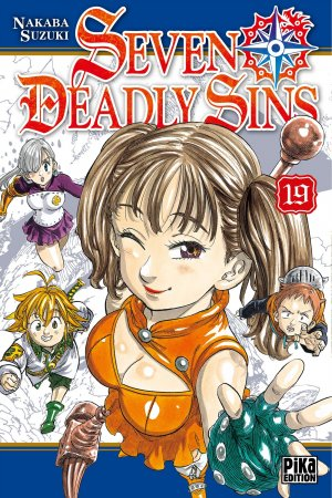 Seven Deadly Sins # 19