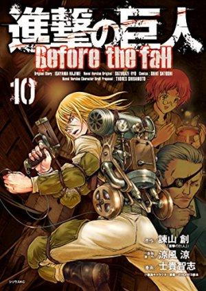 L'Attaque des Titans - Before the Fall 10