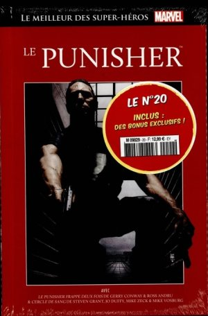 Punisher # 20 TPB hardcover (cartonnée)