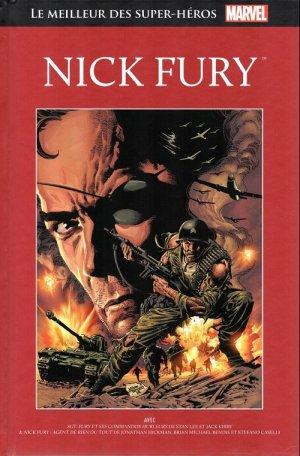 Secret Warriors # 21 TPB hardcover (cartonnée)