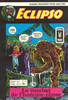 Strange Tales # 46 Kiosque (1968 - 1983)