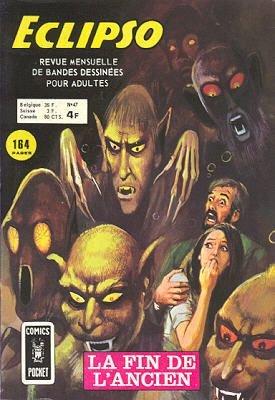 Strange Tales # 47 Kiosque (1968 - 1983)