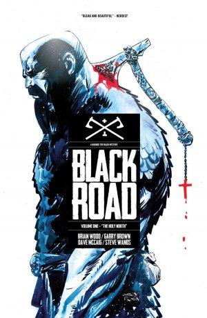 Black Road édition TPB softcover (souple)