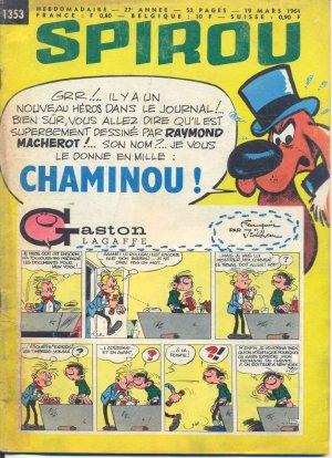 Album Spirou (recueil) # 1353