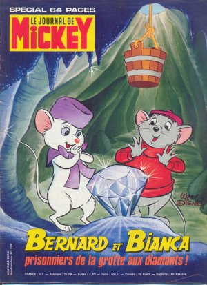 Le journal de Mickey 1328