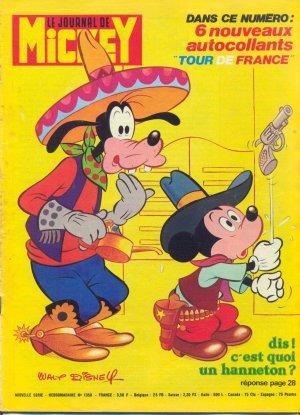Le journal de Mickey 1358