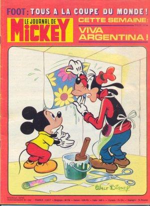 Le journal de Mickey 1352