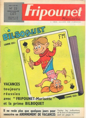 Fripounet Marisette 23