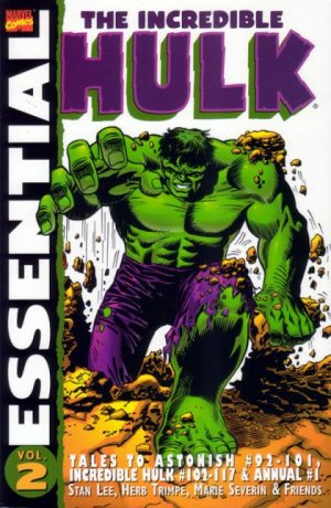 The Incredible Hulk # 2 TPB Softcover - Essential (2003 - 2013)