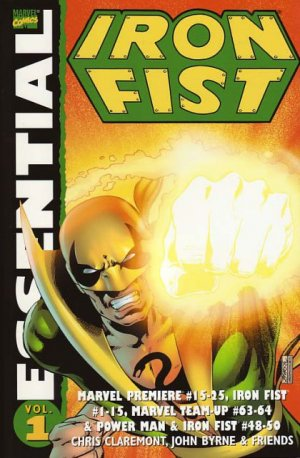Iron Fist édition TPB softcover (souple) - Issues V3