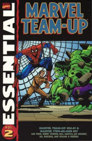 Marvel Team-Up édition TPB softcover (souple) - Essential