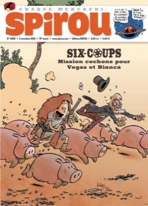 Le journal de Spirou # 4099