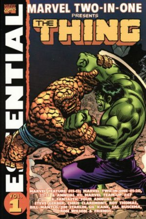 Marvel Feature # 1 TPB softcover (souple) - Essential