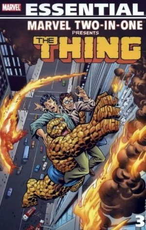 Marvel Two-In-One # 3 TPB softcover (souple) - Essential