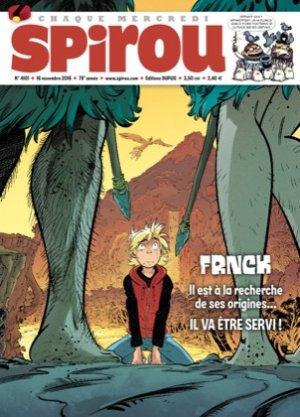 Le journal de Spirou # 4101