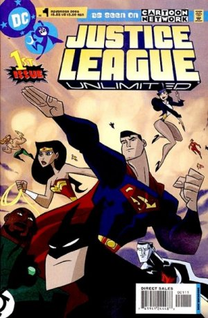 Justice League Unlimited édition Issues (2004 - 2008)