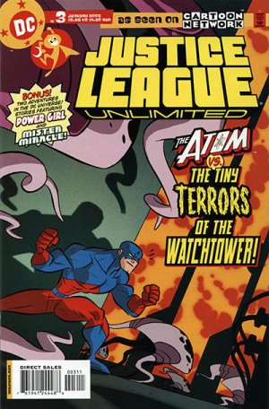 Justice League Unlimited 3