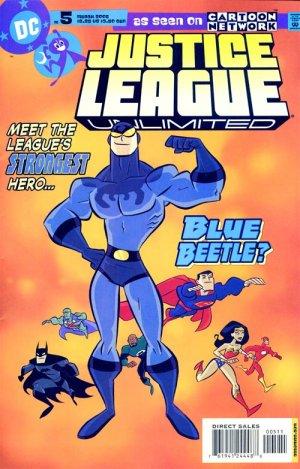 Justice League Unlimited 5