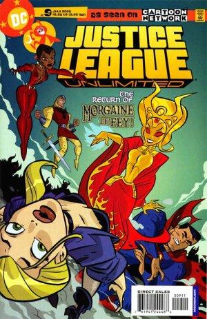 Justice League Unlimited 9