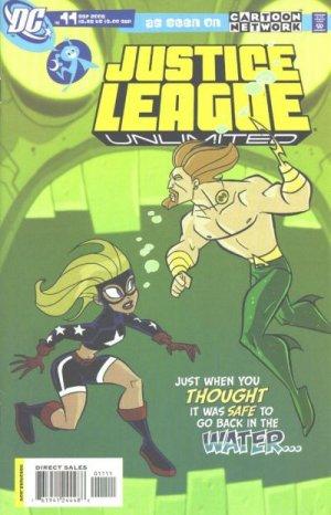 Justice League Unlimited 11