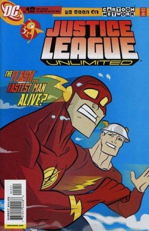 Justice League Unlimited 12