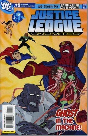 Justice League Unlimited 13