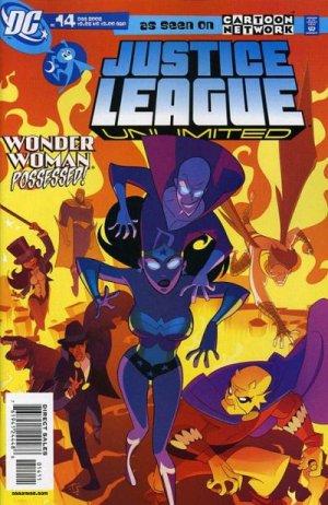 Justice League Unlimited 14