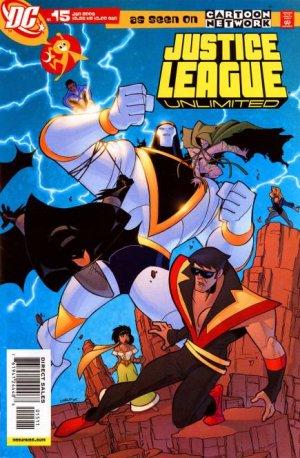 Justice League Unlimited 15