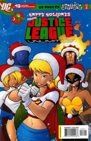 Justice League Unlimited 16