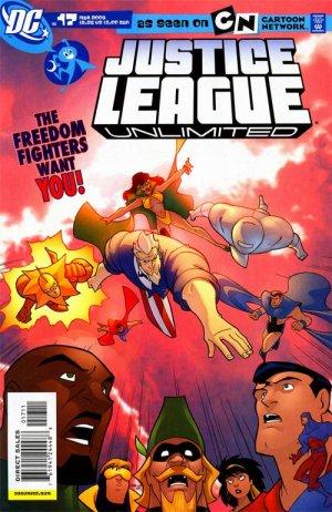 Justice League Unlimited 17