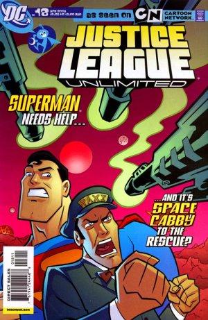 Justice League Unlimited 18