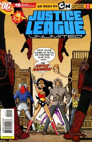 Justice League Unlimited 19
