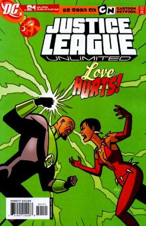 Justice League Unlimited 21
