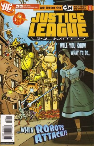 Justice League Unlimited 22