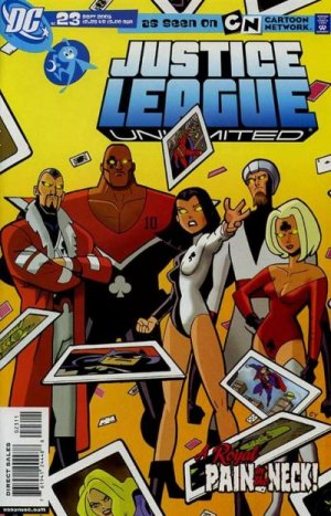 Justice League Unlimited 23