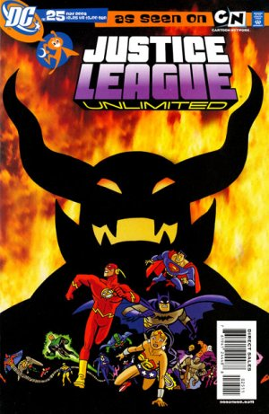 Justice League Unlimited 25