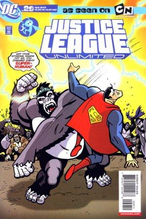 Justice League Unlimited 29