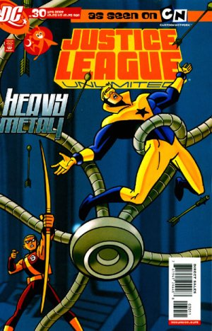 Justice League Unlimited 30