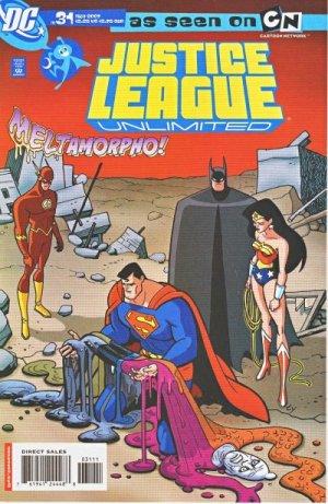 Justice League Unlimited 31